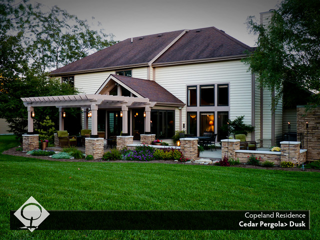 Copeland Residence Traditional Exterior Other Metro By The Cornerston