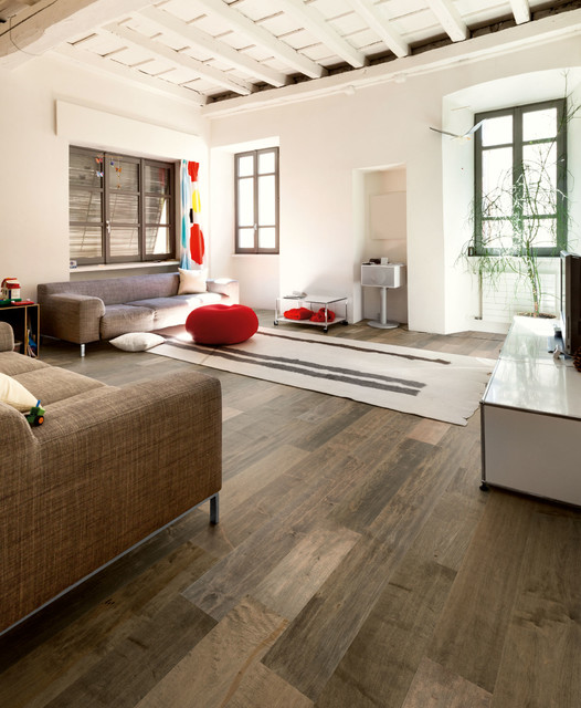 Crown collection horizon maple contemporary living for Hardwood floor dealers