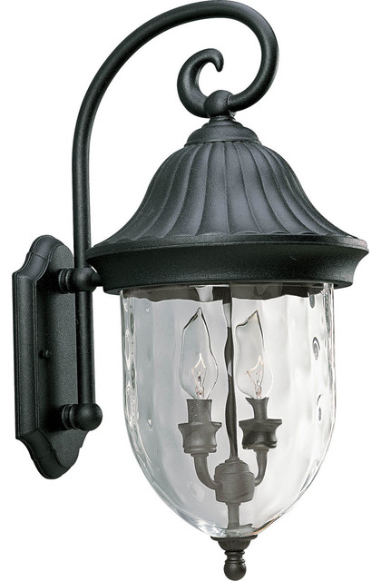 Progress Lighting Coventry 2-Light Outdoor Wall Lantern - Traditional - Outdoor Wall Lights And ...