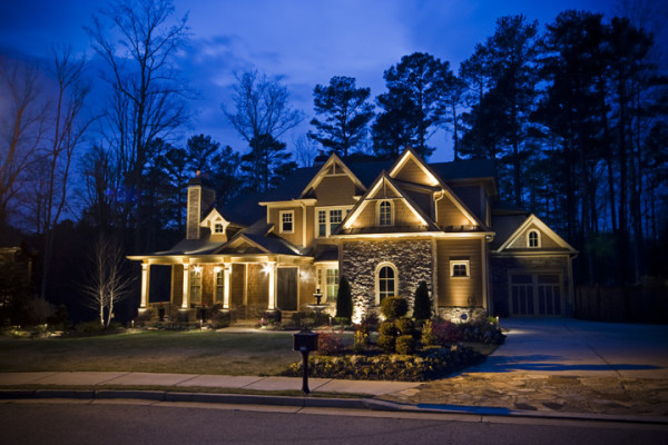 Image Gallery Exterior Lighting