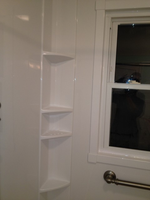 Tub To Walk In Shower Conversion Other Metro By American Homepride