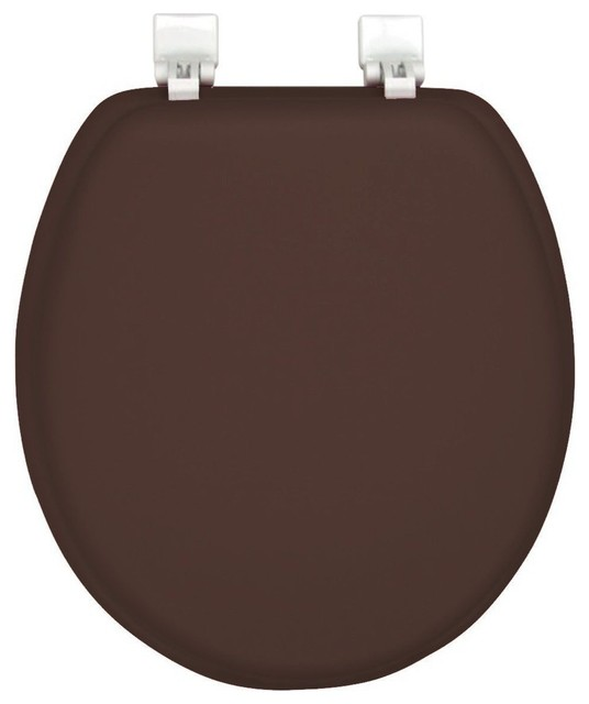 Cushion soft padded toilet seats standard size round - Padded toilet seat cushion ...