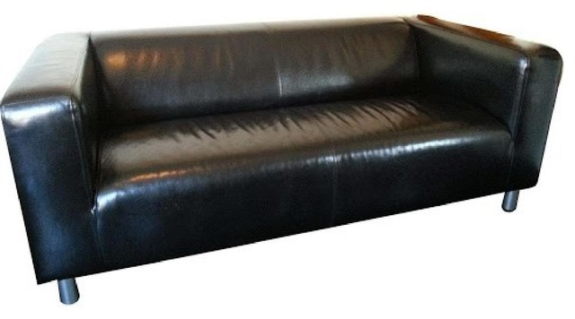 Ikea Klippan Leather Sofa Best 20 Ideas On