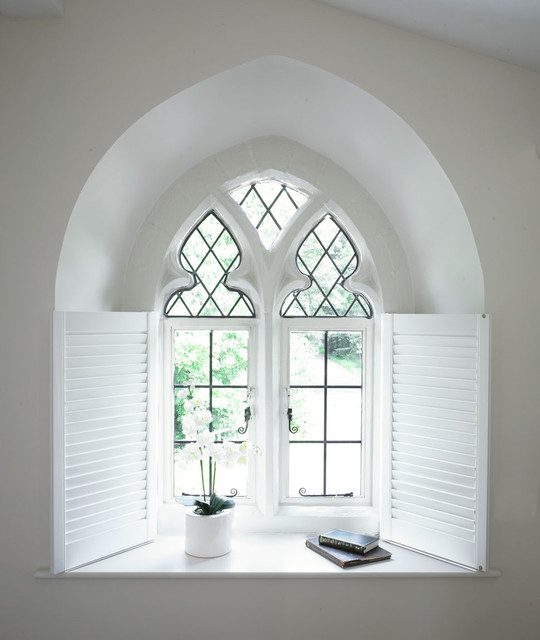 Shutters Rustic Interior Shutters South West By A B Associates