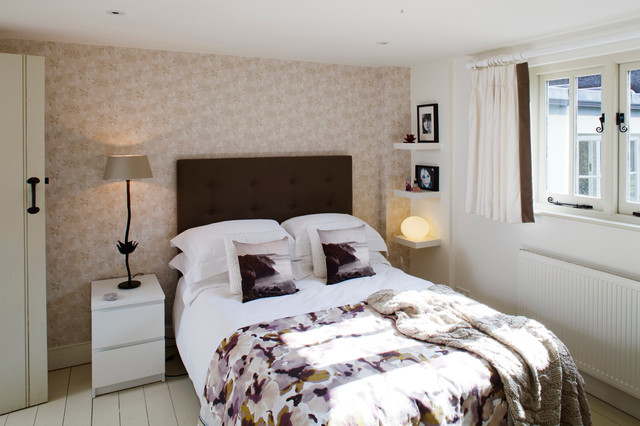 Bedroom In Country Cottage Extension