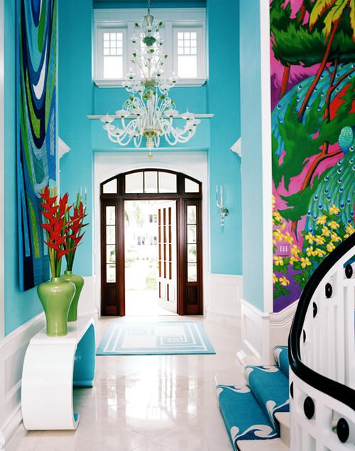 Foyer ideas found on interiorguidance.com