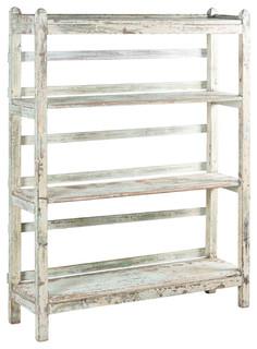 consigned wooden kitchen rack landhausstil eisenregale. Black Bedroom Furniture Sets. Home Design Ideas