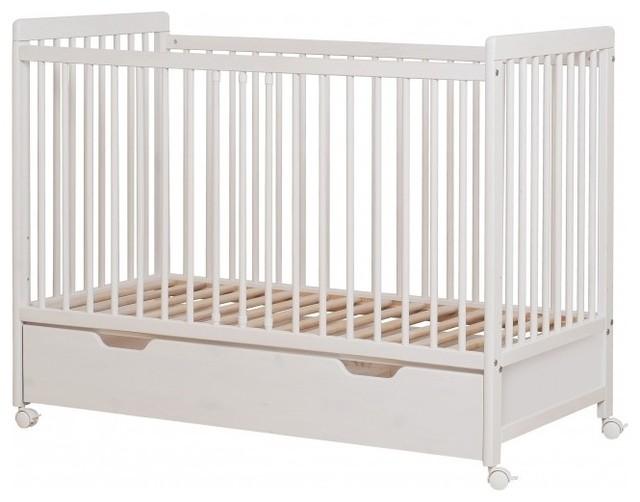 babybett lambs mit bettkasten. Black Bedroom Furniture Sets. Home Design Ideas