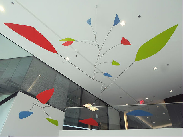 Large Calder-style Custom Mobile - Contemporary - other metro - by ...