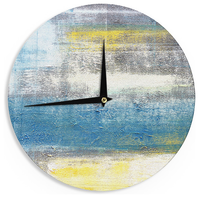 Carollynn Tice Make A Statement Wall Clock 12x12