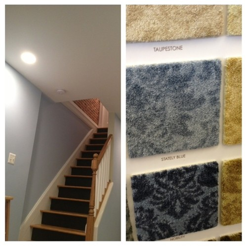 damask wall to wall carpet