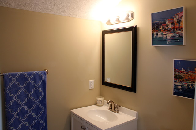 Staged seen and sold for Bathroom seen photos