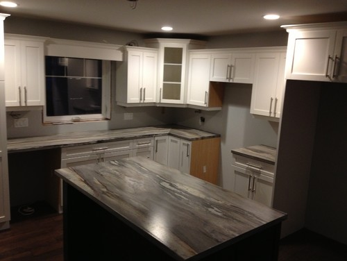 New Kitchen Needs Backsplash