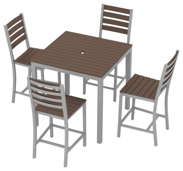 Counter Height Outdoor Dining Sets : ... Outdoor Furniture / Outdoor Bar Furniture / Outdoor Pub & Bistro Sets