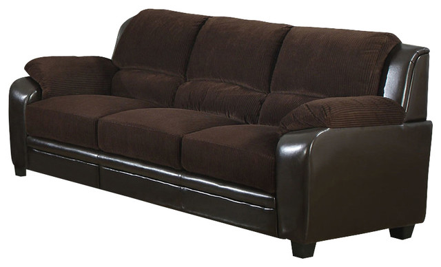 Brown corduroy sofa pictures to pin on pinterest pinsdaddy for Brown corduroy couch
