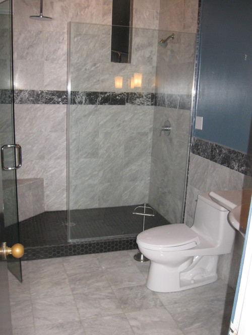 I need some ideas for a bathroom accent border tile White border tiles bathrooms
