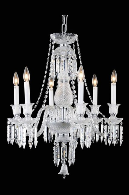 Elegant Lighting 8906d24c Ec Chandelier From The Majestic