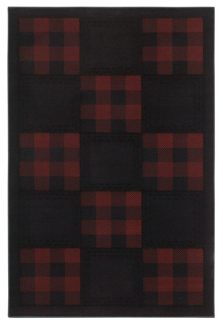 Modern Indoor Outdoor Area Rug Mohawk Home Rugs Woolrich