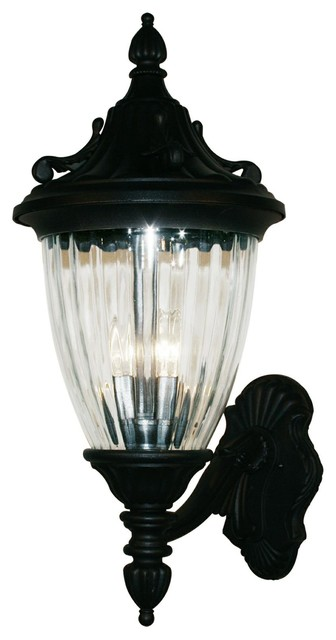 Outdoor Wall Light - Victorian - Outdoor Wall Lights And Sconces - by Z-LIte