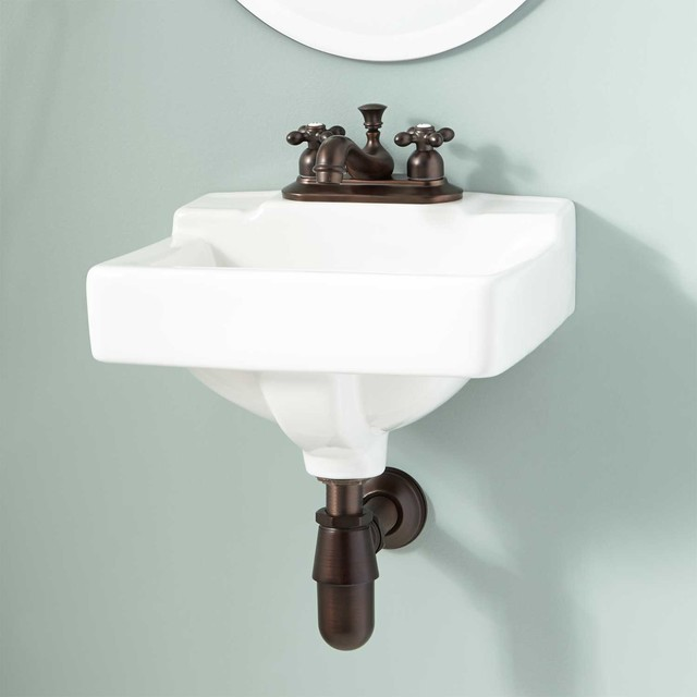 Gerber Wall Hung Sink : Gerber