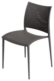 sand air canatex stapelstuhl bauhaus look gartenst hle. Black Bedroom Furniture Sets. Home Design Ideas