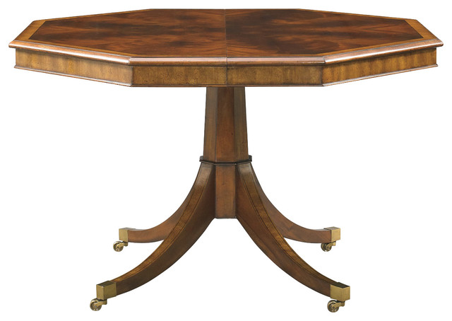 octagon dining table 3