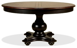 riverside furniture williamsport round dining table dining tables