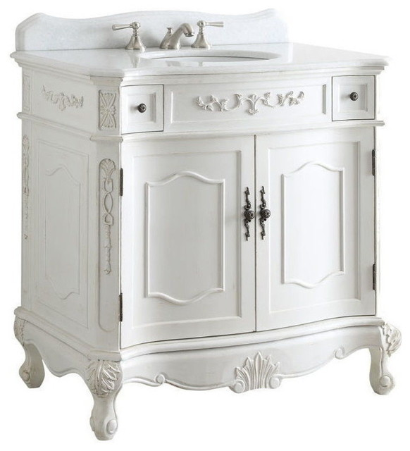 Fairmont Sink Vanity Without Mirror Traditional Bathroom Vanities And Si