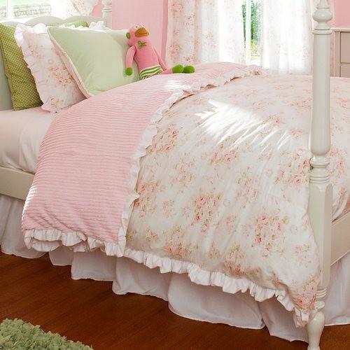 Eclectic Bedroom Vintage Bedspreads