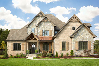 Tuscan Style Home Greenville Sc