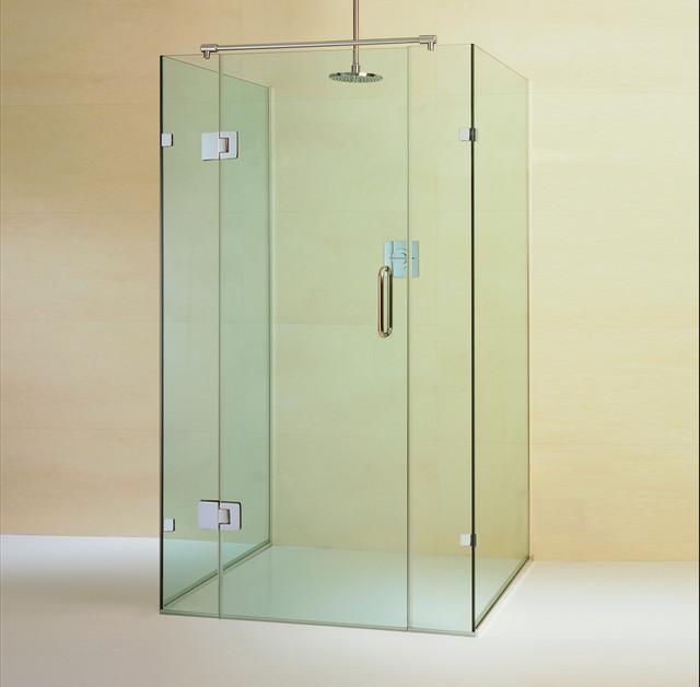 Goldfish Bowl Frameless Glass Enclosure