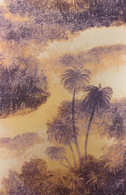 papier peint cocos de matthew williamson exotique. Black Bedroom Furniture Sets. Home Design Ideas
