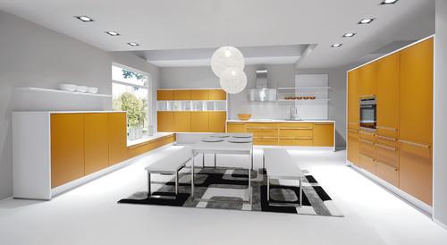 Nobilia Handless Kitchens