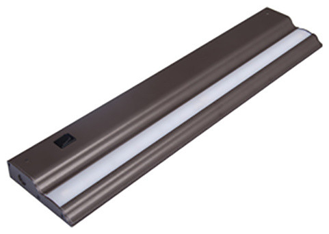 "Linair Direct Wire LED Light Bar, Bronze, 36"", 3000 Kelvin ..."