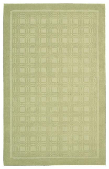 Nourison Westport Lime Rug 5 X 8 Contemporary Floor