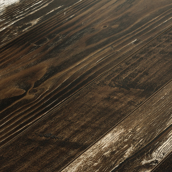 Armstrong architectural remnants wood brown 12mm laminate for Armstrong laminate flooring