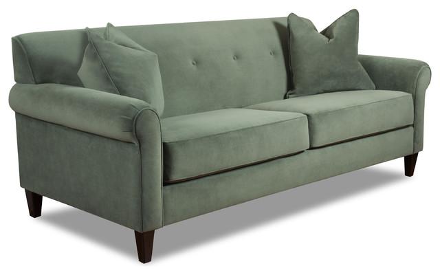 Made To Order Bauhaus Spencer Tuscany Pine Sofa Contemporary Sofas By