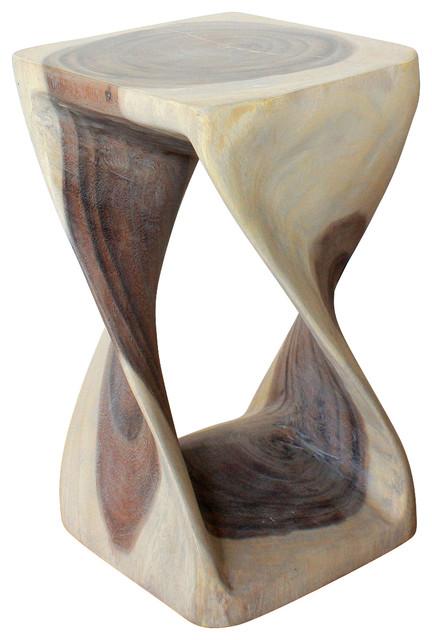 20 inch wood stools 2