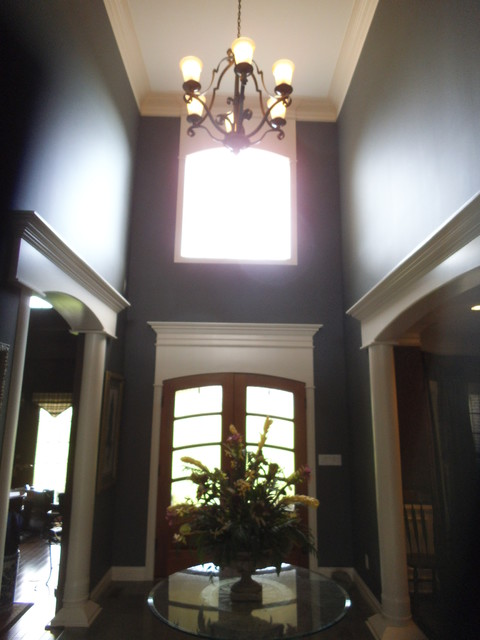Interior Re Paint Jobs Louisville By L A Painting