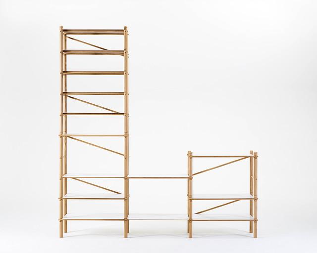 andamio modern b cherregale other metro von. Black Bedroom Furniture Sets. Home Design Ideas