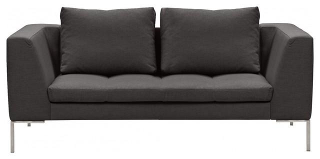 2 sitzer sofa madison anthrazit ii modern sofas by fashion4home gmbh. Black Bedroom Furniture Sets. Home Design Ideas
