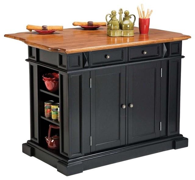 home styles kitchen island distressed oak finish modern home styles 5094 94 americana kitchen island antique