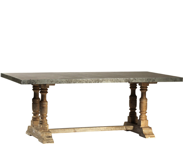 Randall Dining Table - Traditional - Dining Tables - by Marco Polo Imports