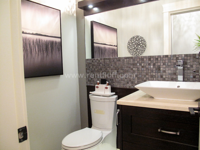 3036 4148 W 10th Ave Contemporary Bathroom Vancouver By Fl Ff Designs Decor