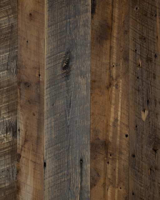 RECLAIMED WOOD WALL MIXED SPECIES
