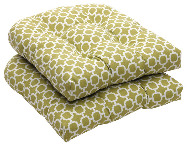 hockley green wicker seat cushion contemporary outdoor cushions and