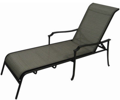 Clybourn Collection Chaise Lounge Comfortable Outdoor