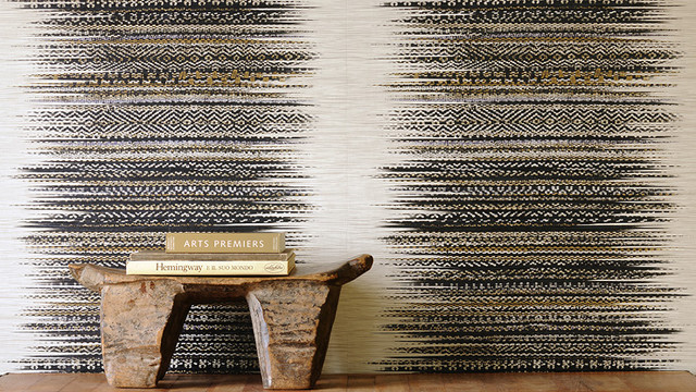 Elitis Azzuro Modern Wallpaper Seattle By Urban Wallcovering