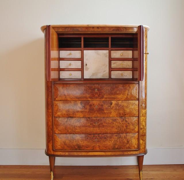Mid Century Italian design & Art Deco Italian furniture - Italian modernism - Midcentury - new ...