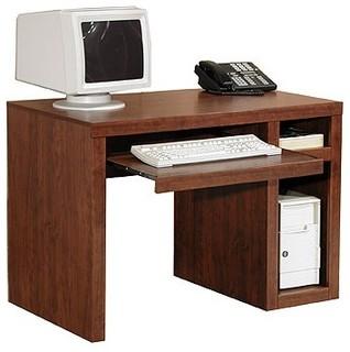 "Charles Harris 38"" W Computer Desk - Modern - Home Office Accessories"
